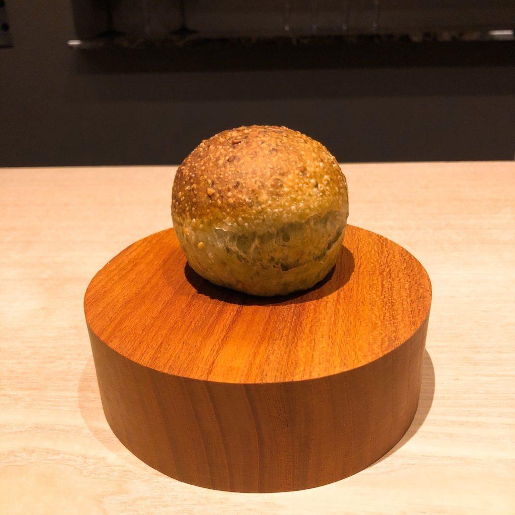 自家製パン焼き立て